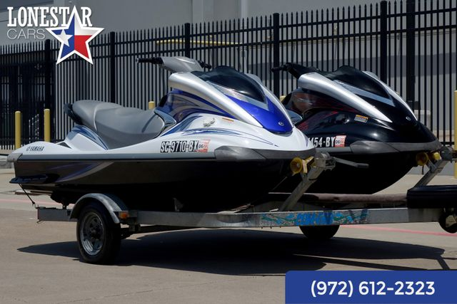 2007 Yamaha 2 Waverunners in Plano, Texas 75093