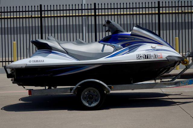 2007 Yamaha FX Cruiser