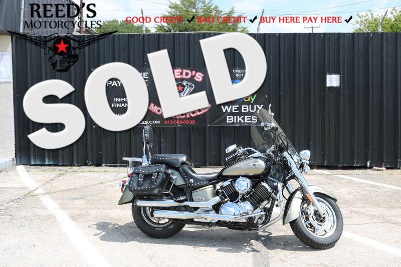 2005 Yamaha V-Star 1100 XVS1100 | Hurst, Texas | Reed's Motorcycles in Hurst Texas
