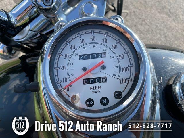 2005 Yamaha V Star 650 XVS650 in Austin, TX 78745