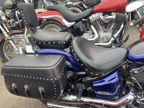 2005 Yamaha XVS11AT V-Star Silverado    Little Rock, AR   Great American Auto, LLC in Little Rock, AR