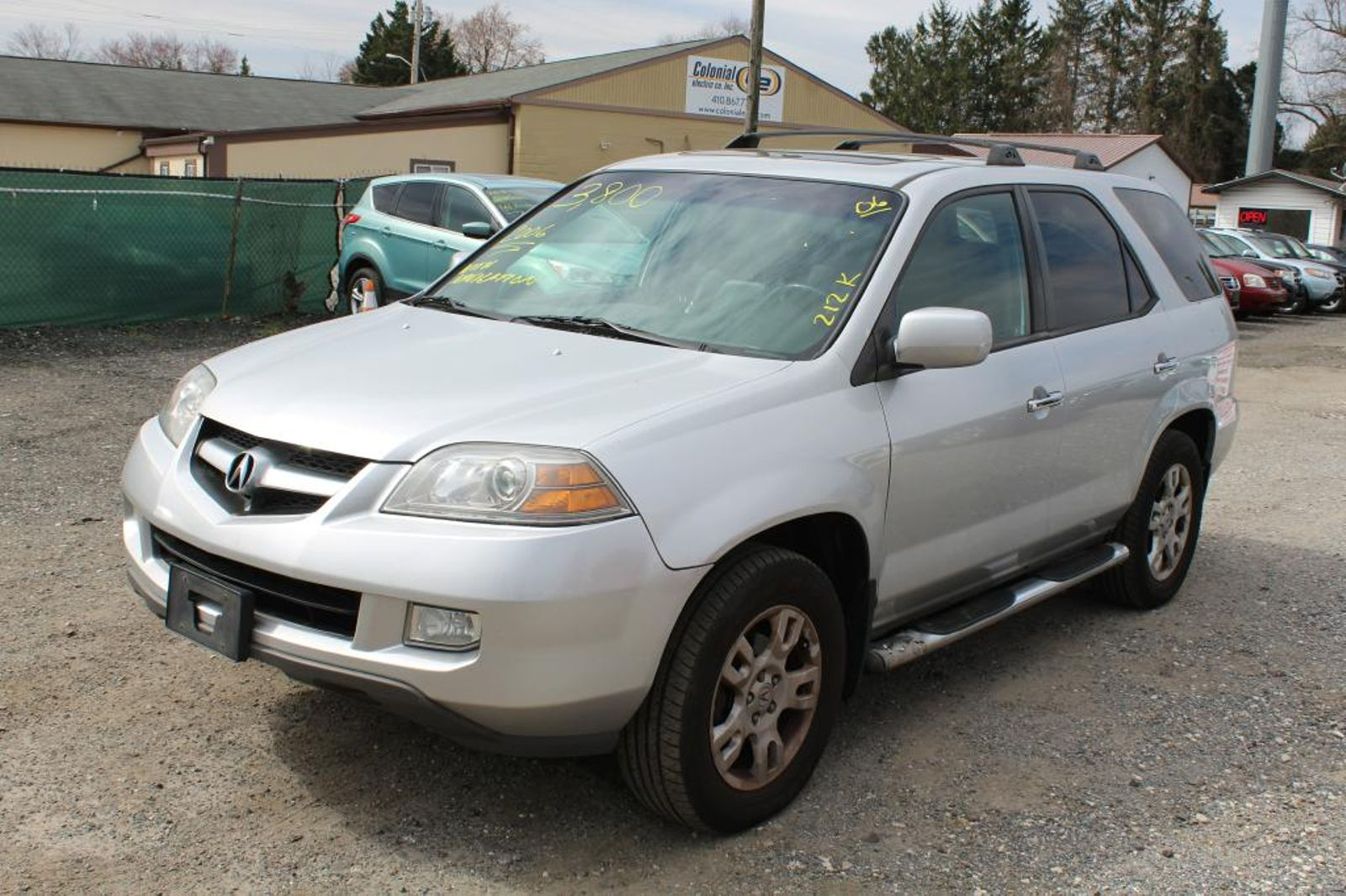 2006 acura mdx touring res wnavi city md south county. Black Bedroom Furniture Sets. Home Design Ideas