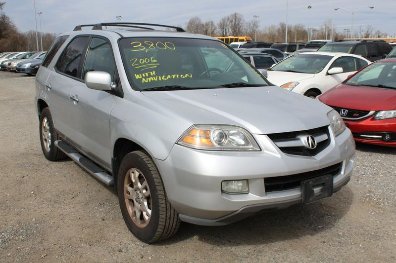 2006 Acura MDX Touring RES wNavi  city MD  South County Public Auto Auction  in Harwood, MD