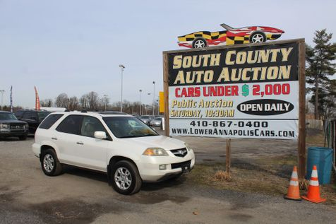 2006 Acura MDX Touring w/Navi in Harwood, MD