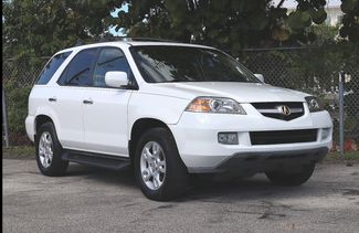2006 Acura MDX Touring RES w/Navi Hollywood, Florida 1