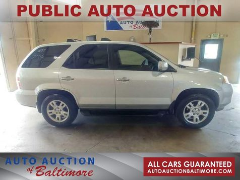 2006 Acura MDX Touring   JOPPA, MD   Auto Auction of Baltimore  in JOPPA, MD
