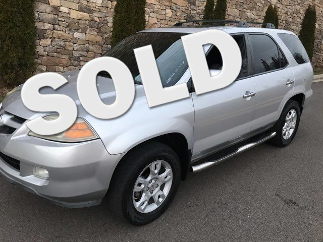 2006 Acura MDX Touring Knoxville, Tennessee