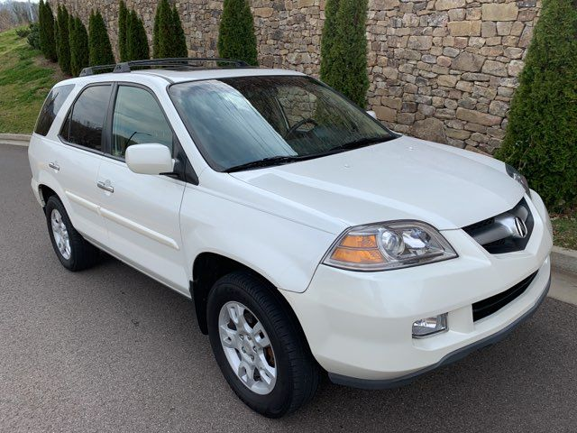 2006 Acura-One Ower! 3rd Row! MDX-ALL WHEEL DRIVE SHOWROOM CONDITION Touring