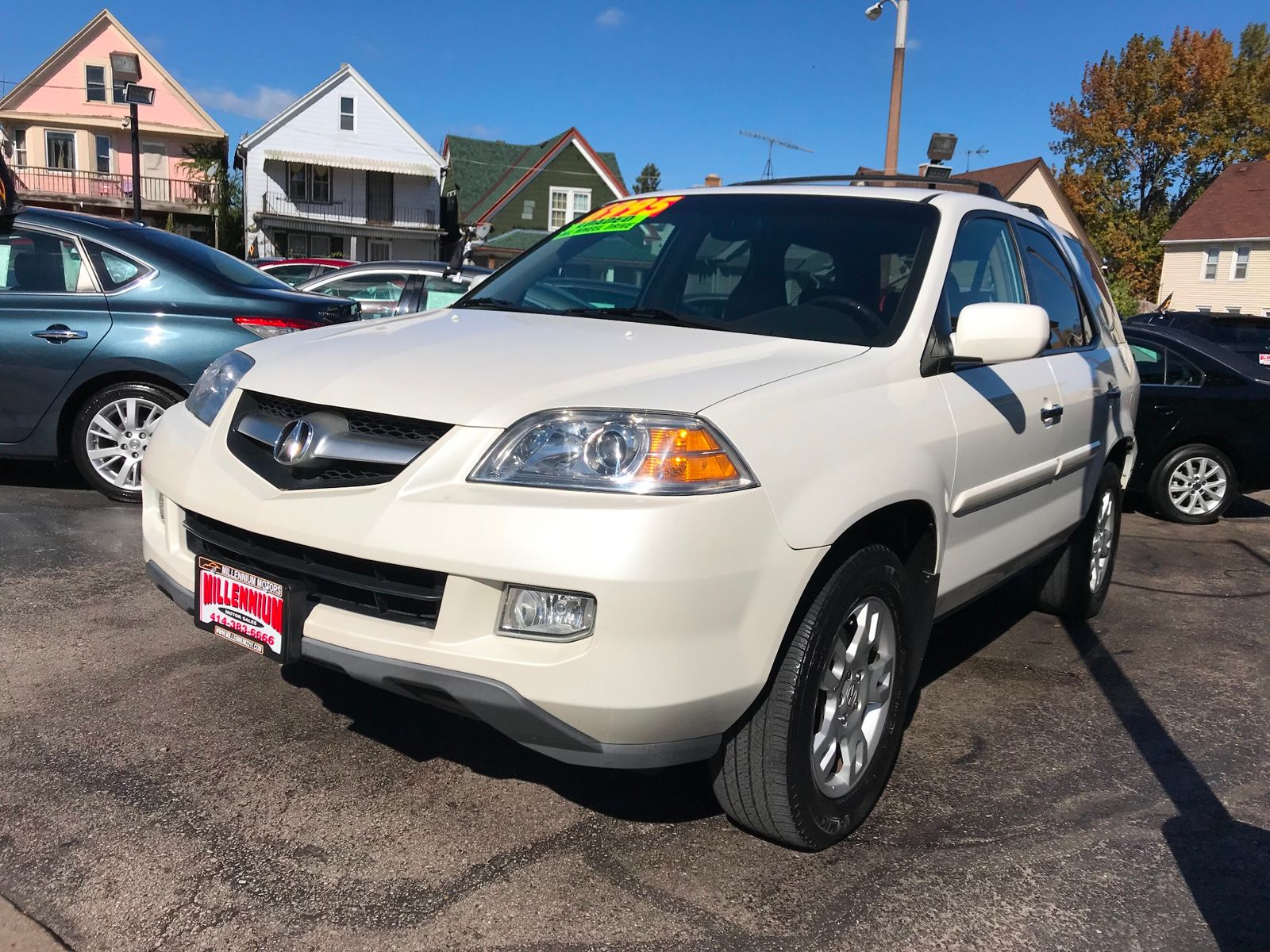 2006 Acura MDX Touring city Wisconsin Millennium Motor Sales
