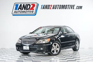 2006 Acura RL Technology Package in Dallas TX