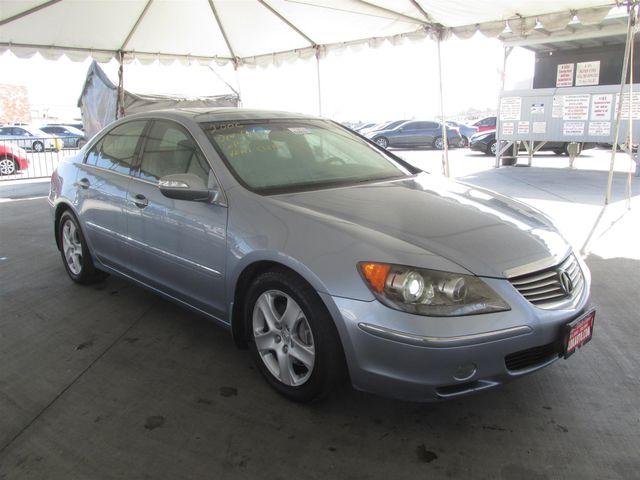 2006 Acura RL Gardena, California 3