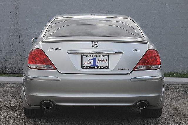 2006 Acura RL w/Tech Pkg Hollywood, Florida 60