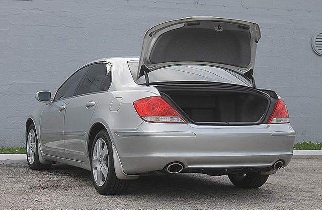 2006 Acura RL w/Tech Pkg Hollywood, Florida 47