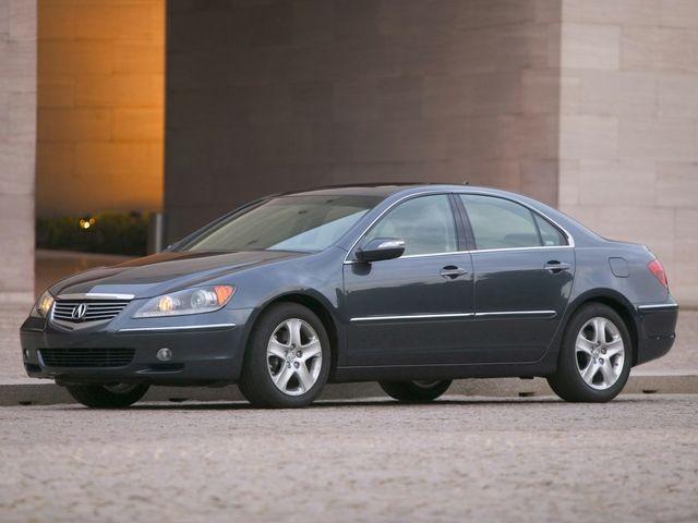 2006 Acura RL 3.5