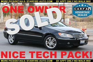 2006 Acura RL w/Tech Pkg Santa Clarita, CA