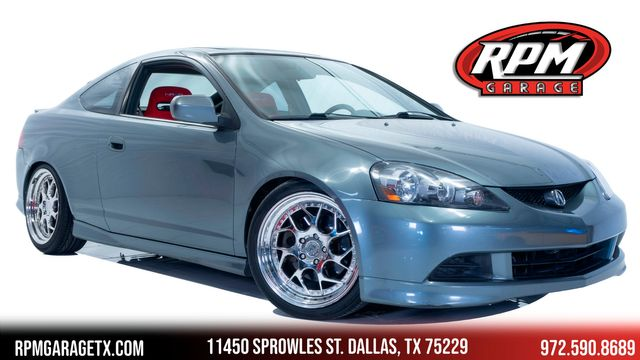 2006 Acura RSX Type-S with Many Upgrades