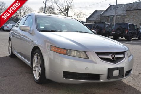 2006 Acura TL Navigation System in Braintree
