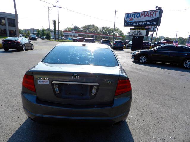 2006 Acura TL Navigation System in Nashville, Tennessee 37211