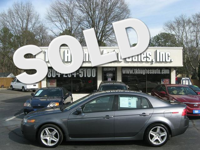 2006 Acura TL Richmond, Virginia 0