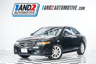 2006 Acura TSX 5-Speed AT in Dallas TX