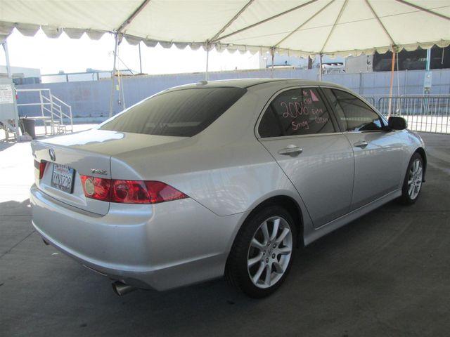 2006 Acura TSX Gardena, California 2