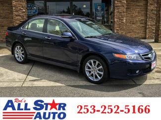 2006 Acura TSX FWD in Puyallup Washington, 98371