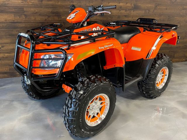 2006 Arctic Cat ATV 650 V-2 4X4 LE TONY STEWART EDITION COLLECTOR ONLY 1 MILE
