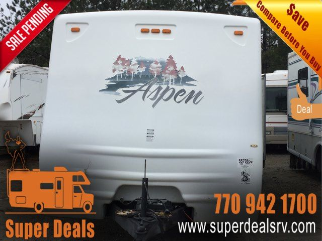 2006 Dutchmen ASPEN T29RL in Temple, GA 30179