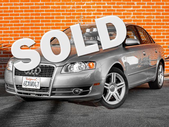 2006 Audi A4 3.2L Burbank, CA