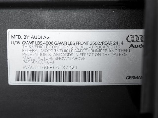2006 Audi A4 3.2L Sline Burbank, CA 28