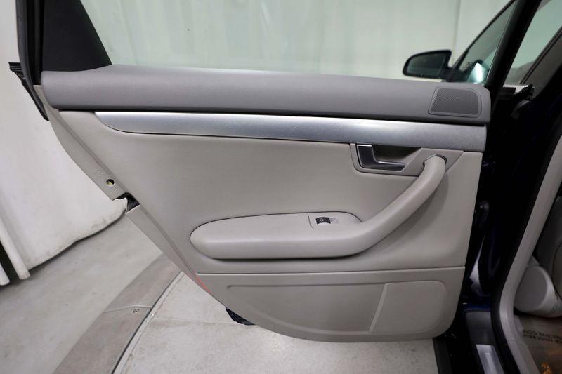 2006 Audi A4 20T - Wagon - AWD - Service Records  city California  MDK International  in Los Angeles, California