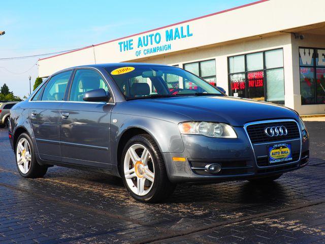 2006 Audi A4 2.0T | Champaign, Illinois | The Auto Mall of Champaign in Champaign Illinois