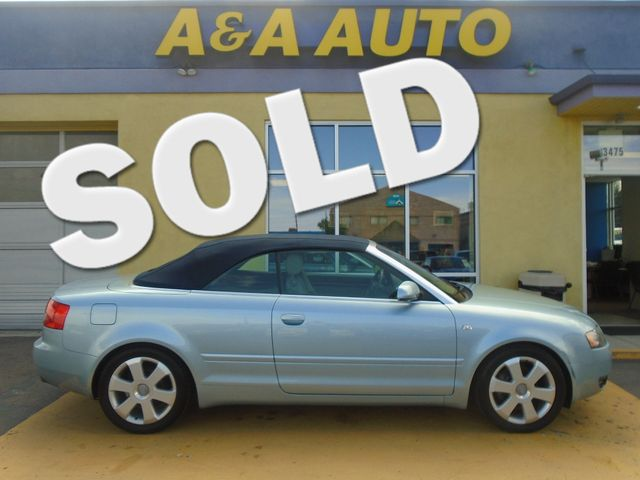 2006 Audi A4 1.8T in Englewood, CO 80110