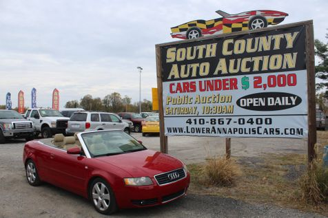 2006 Audi A4 1.8T in Harwood, MD