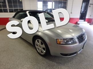 2006 Audi A4 Quattro CABRIOLET. AFFORDABLE  YEAR ROUND FUN! Saint Louis Park, MN 0