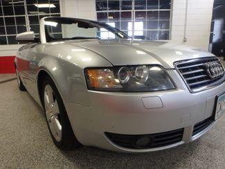 2006 Audi A4 Quattro CABRIOLET. AFFORDABLE  YEAR ROUND FUN! Saint Louis Park, MN 20