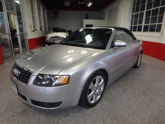 2006 Audi A4 Quattro CABRIOLET. AFFORDABLE  YEAR ROUND FUN! Saint Louis Park, MN 8