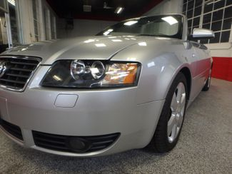 2006 Audi A4 Quattro CABRIOLET. AFFORDABLE  YEAR ROUND FUN! Saint Louis Park, MN 22