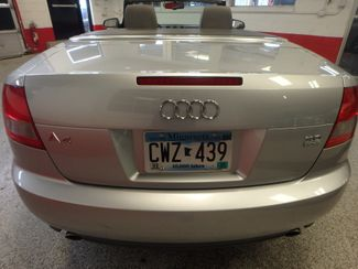 2006 Audi A4 Quattro CABRIOLET. AFFORDABLE  YEAR ROUND FUN! Saint Louis Park, MN 27