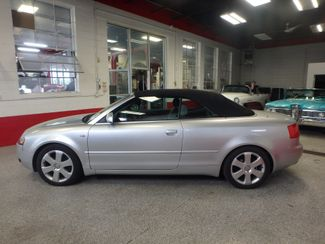 2006 Audi A4 Quattro CABRIOLET. AFFORDABLE  YEAR ROUND FUN! Saint Louis Park, MN 11
