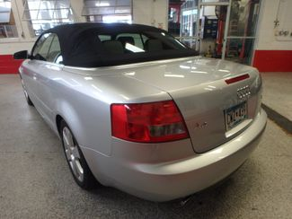 2006 Audi A4 Quattro CABRIOLET. AFFORDABLE  YEAR ROUND FUN! Saint Louis Park, MN 12