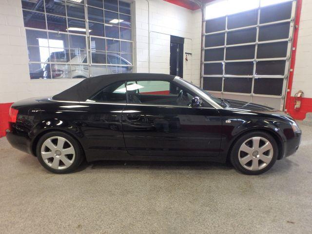 2006 Audi A4 Quattro, CABRIOLET, LOW MILE SUMMER TOY! Saint Louis Park, MN 1