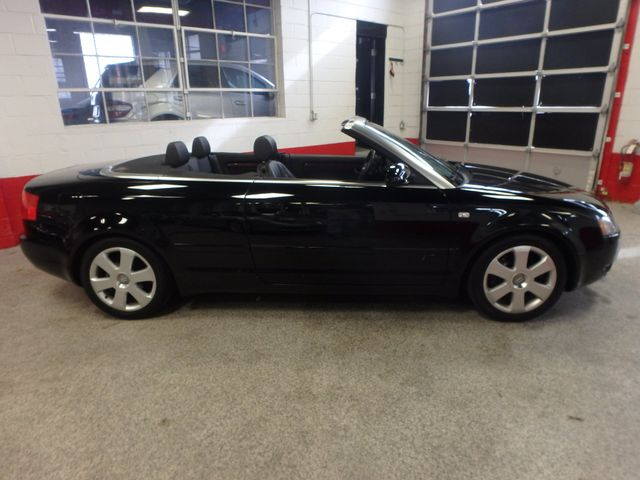 2006 Audi A4 Quattro, CABRIOLET, LOW MILE SUMMER TOY! Saint Louis Park, MN 4