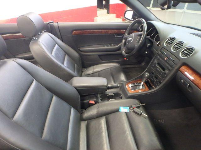 2006 Audi A4 Quattro, CABRIOLET, LOW MILE SUMMER TOY! Saint Louis Park, MN 18