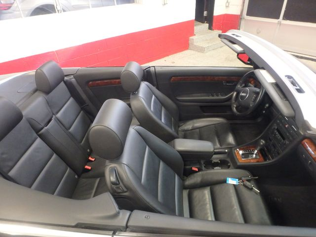 2006 Audi A4 Quattro, CABRIOLET, LOW MILE SUMMER TOY! Saint Louis Park, MN 5