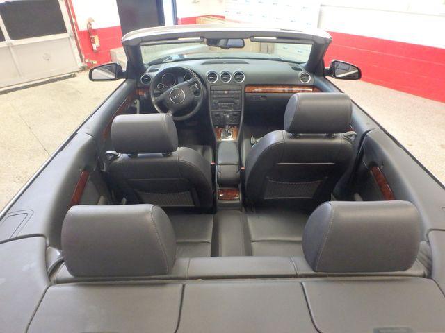 2006 Audi A4 Quattro, CABRIOLET, LOW MILE SUMMER TOY! Saint Louis Park, MN 19