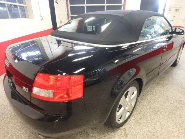 2006 Audi A4 Quattro, CABRIOLET, LOW MILE SUMMER TOY! Saint Louis Park, MN 10