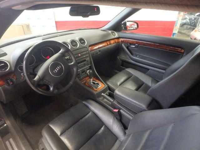 2006 Audi A4 Quattro, CABRIOLET, LOW MILE SUMMER TOY! Saint Louis Park, MN 2
