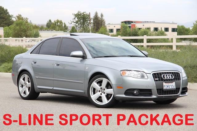 2006 Audi A4 2.0T S-LINE Santa Clarita, CA 0