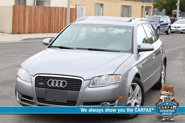 2006 Audi A4 2.0T WAGON 1-OWNER SERVICE RECORDS NEW TIRES